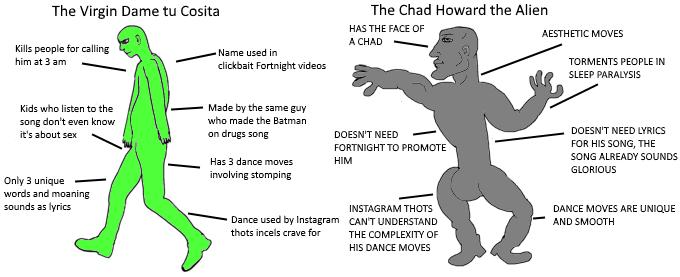 Howard The Alien Meme Song