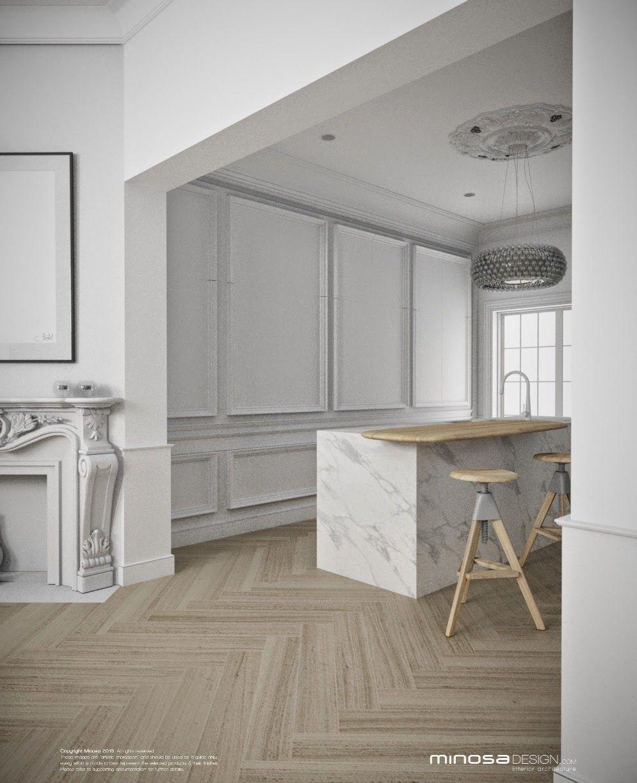 Minosa Design: Classic Modern Kitchen U0026 Bathrooms By Minosa