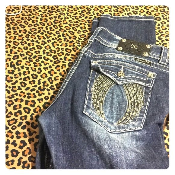 """Selling this """"MissMe Jeans"""" in my Poshmark closet! My username is: pinkclaudia23. #shopmycloset #poshmark #fashion #shopping #style #forsale #Miss Me #Jeans"""