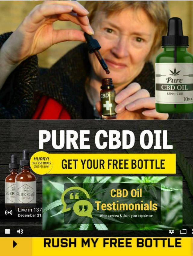 Cbd oil free sample