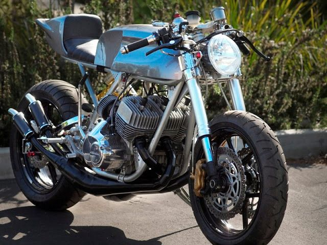 Kawasaki H2 - found on Cafe Racer Culture | WIND-BLOWN COM