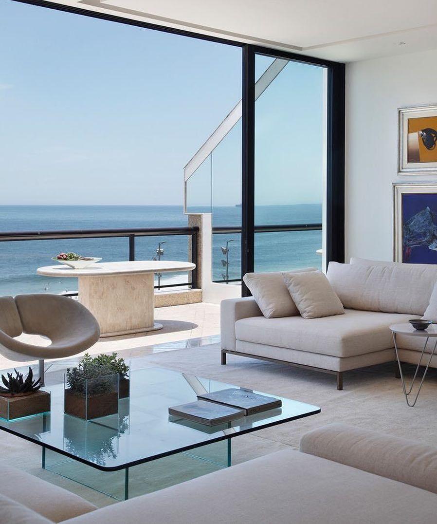 Beach Home Interior Design Ideas: 1,474 Gostos, 10 Coment Rios