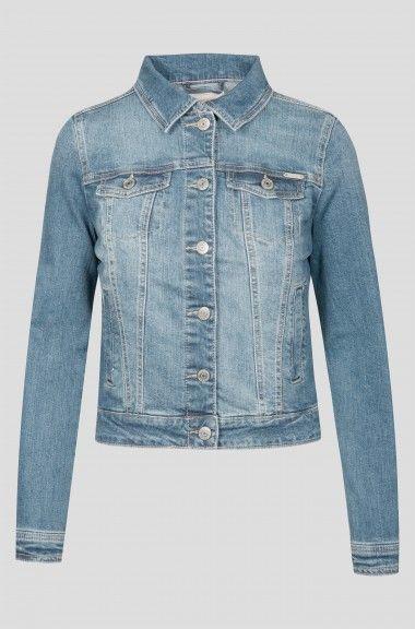 d56b75def9dfb4 ORSAY JEANS | Denim jacket #mywork #fashiondesigner #denim | |MY ...