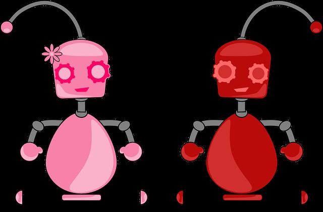 Online Dating robot