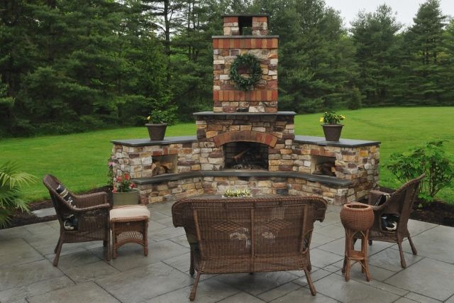 index of imagesoutdoor fireplaces - Outdoor Fireplace Ideas