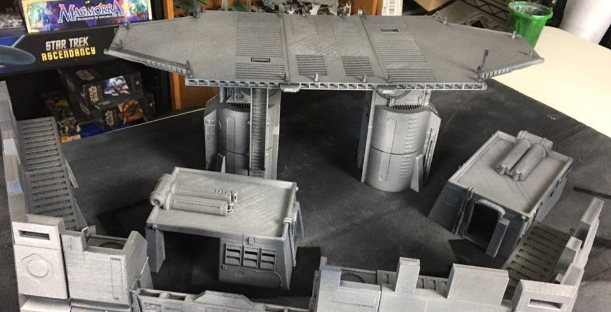 Good Terrain For The New Star Wars Legion Game Can Push Your Tabletop Experience To The Next Level Don T Miss Out On These Legion Game Star Wars New Star Wars