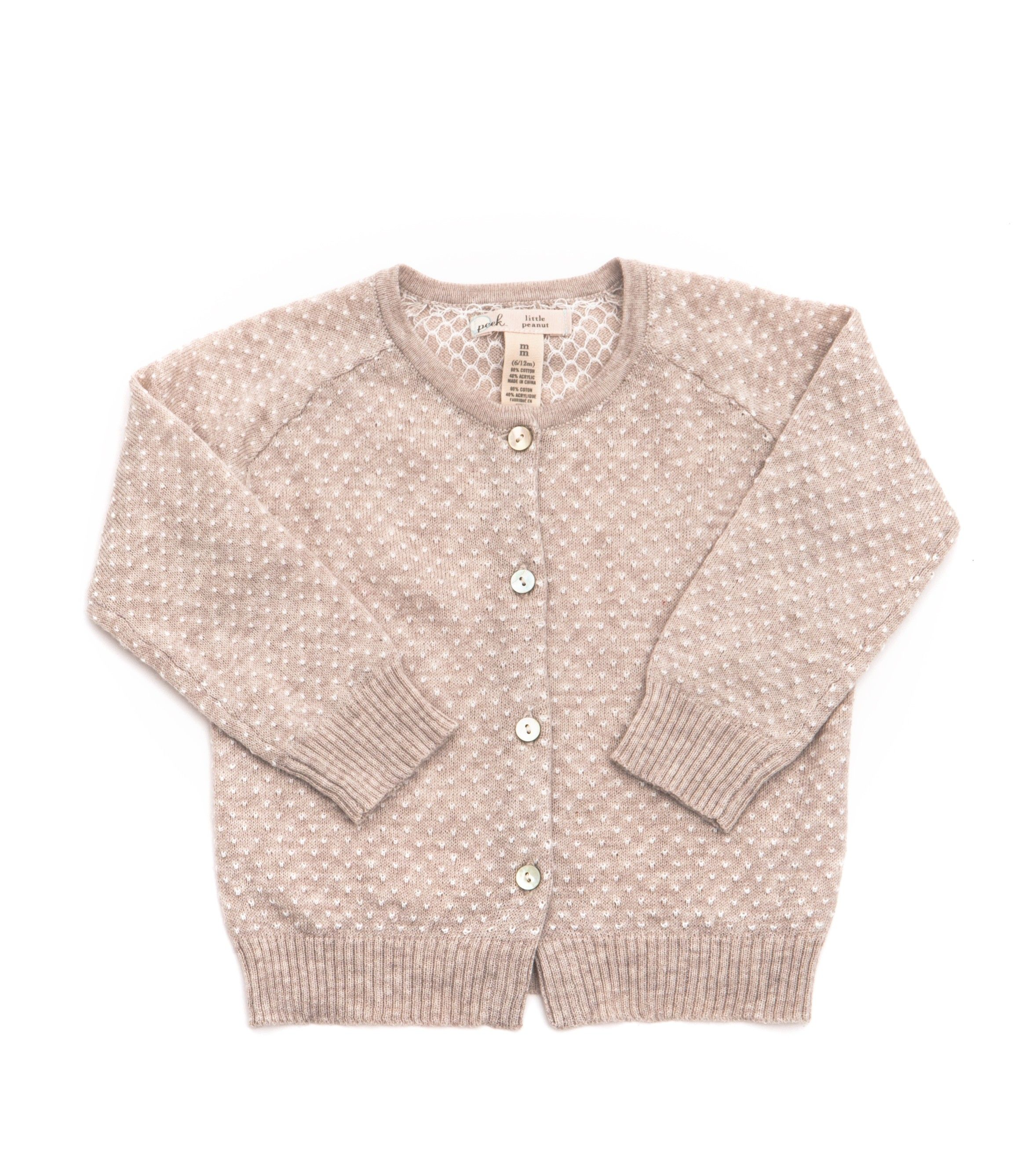 eacf91f9136 Baby Cameron Cardigan - Little Peanut Essentials - Shop - baby girls ...