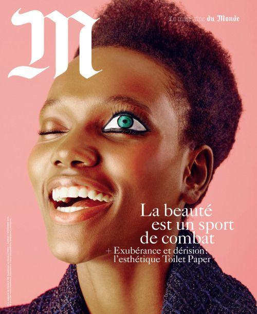 Maurizio Cattelan & Pierpaolo Ferrari for M Le Monde November 2015.  Stylist: Francesca Cefis  Makeup: Violette  Hair: Pierpaolo Lai  Manicure: Annarel