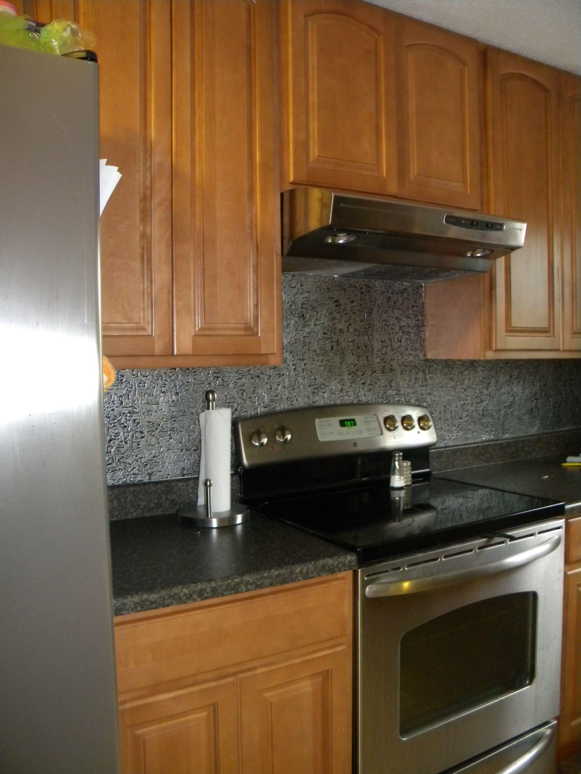 Kitchen decor countertop microwave copper kitchen decor apartment