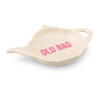 Old Bag Tea Bag Tidy