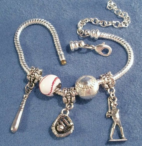 Pandora Has No Baseball Charms These Are Adorable