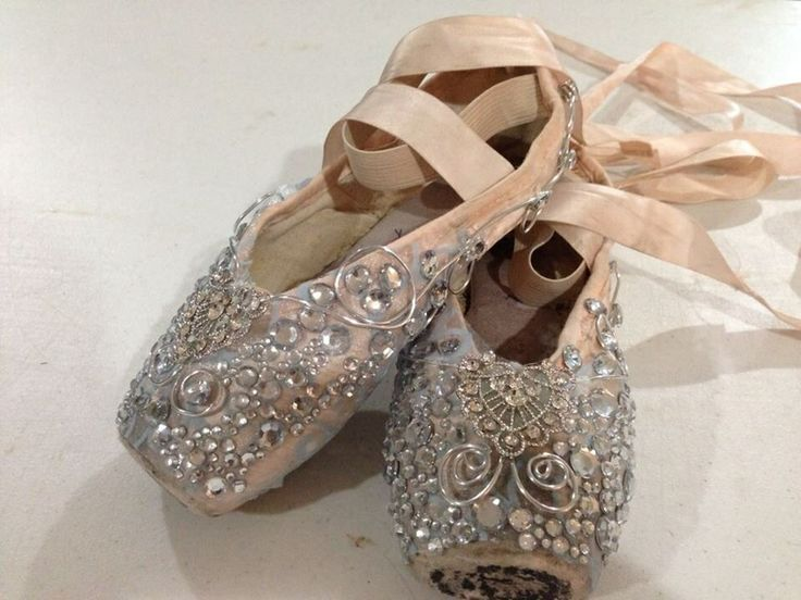 All Things Dance | Cinderella shoes