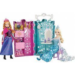 Armario Princesas Disney Anna Y Elsa De Frozen Frozen Disney Princesa Congelada Juguetes Para Niños De 1 Año