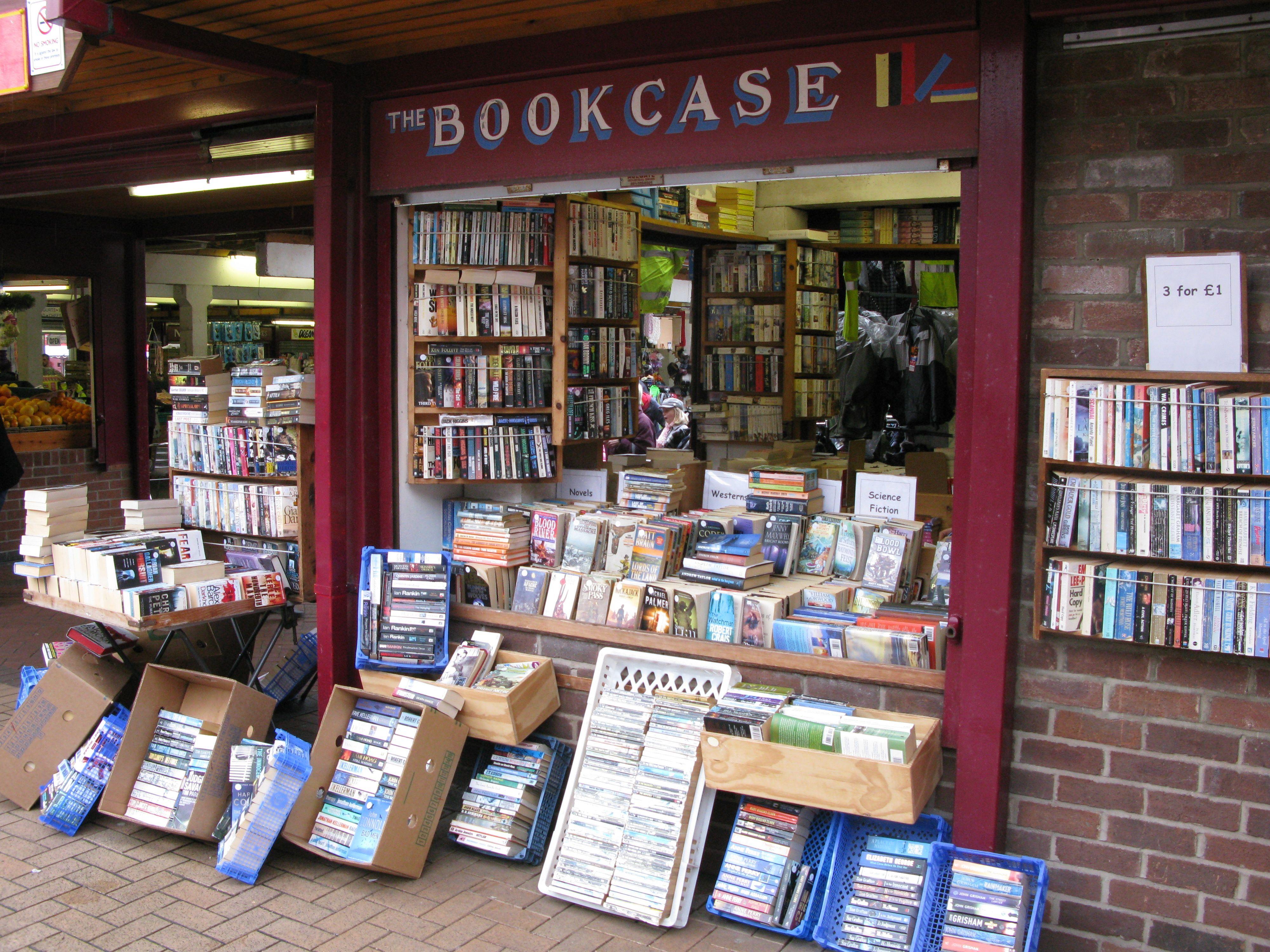 bookstore front open door - Google Search