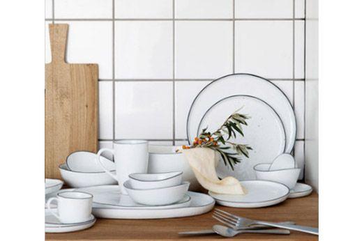 Broste Copenhagen Dessertteller #kitchen #kitchendecor #küche - deko ideen küche