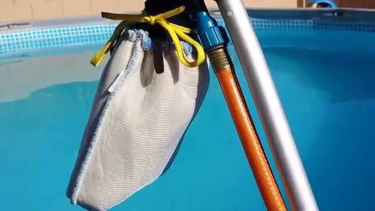 How To Clean The Dirt Off The Bottom Of Intex Pool Intex Pool