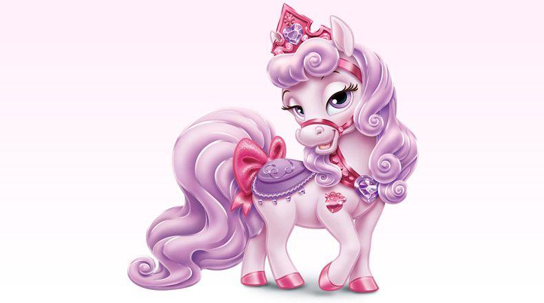 Bloom Princess Aurora S Pony Disney Princess Pets Palace Pets