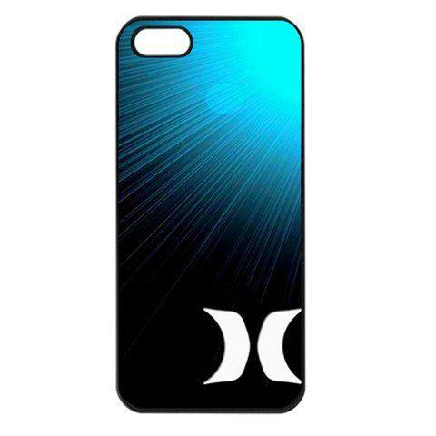 SurfingHurley Apple iPhone 5 Case (Black) | Iphone 5 case, Apple ...