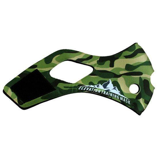 Training Mask 2.0 Jungle Camo Sleeve