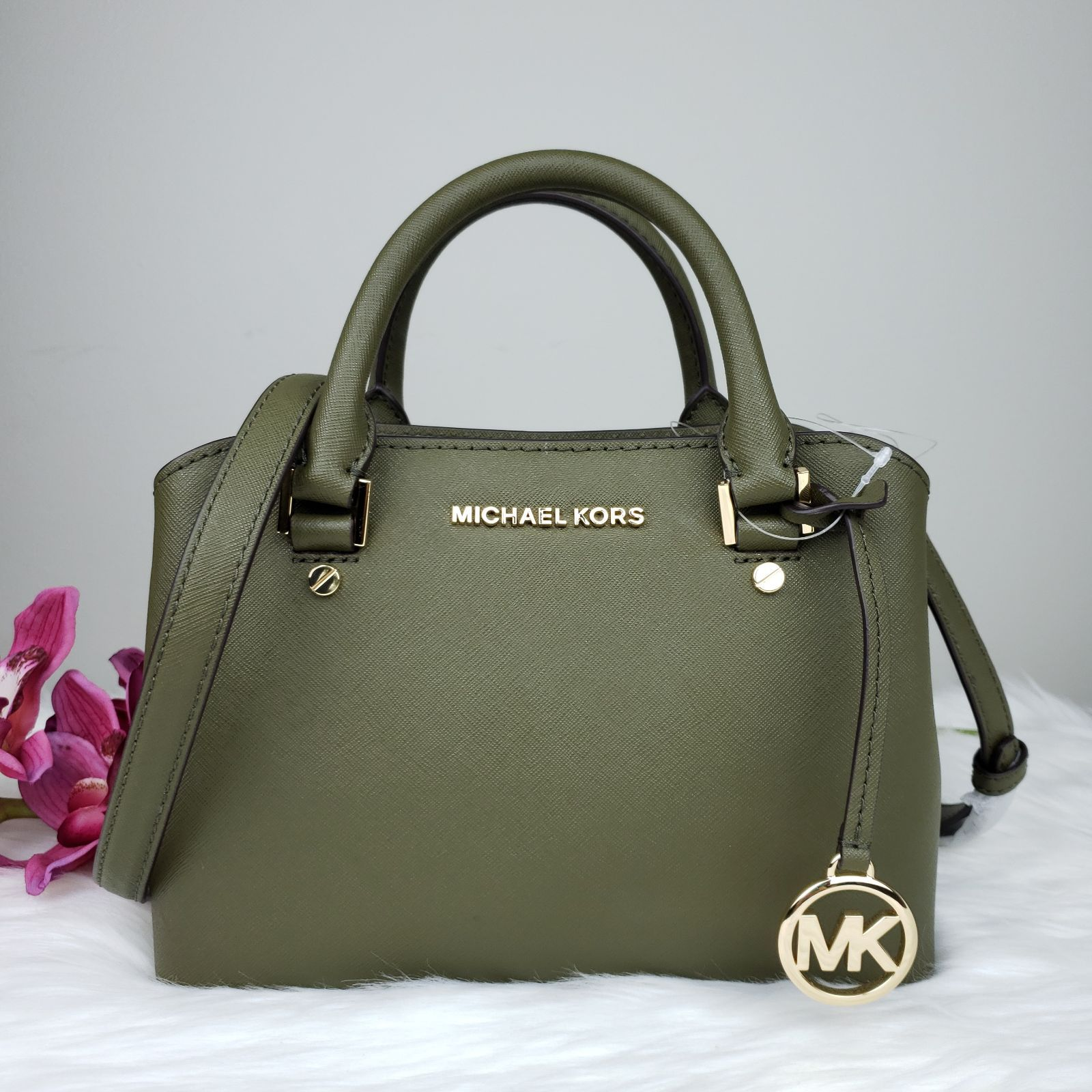 Michael Kors – Savannah model – Bag with adjustable straps