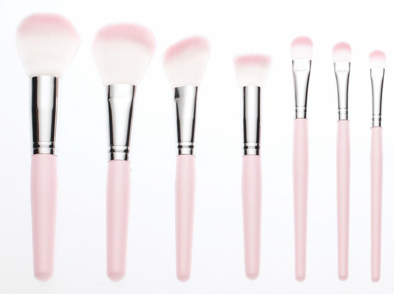 Sweet Sixteen 16 Piece Makeup Brush Set Makeup Brush Set Makeup Brushes Essential Makeup Brushes
