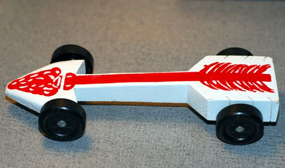 Pinewood Derby Winning Cars | Pinewood Derby Times Newsletter ...