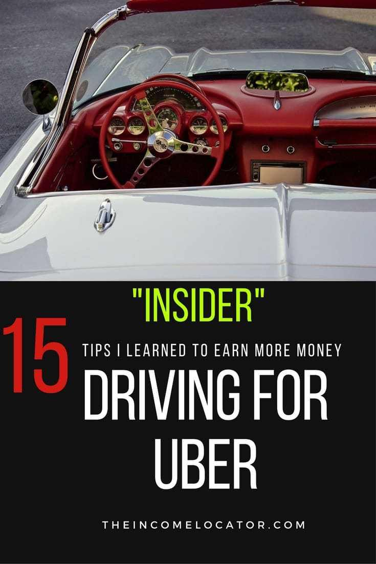 Driving for Uber: FAQ & Insider Tips to Earn More Money