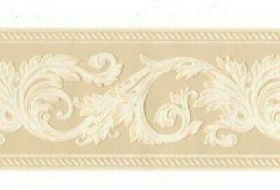 Coving beige wallpaper border eBay Beige wallpaper