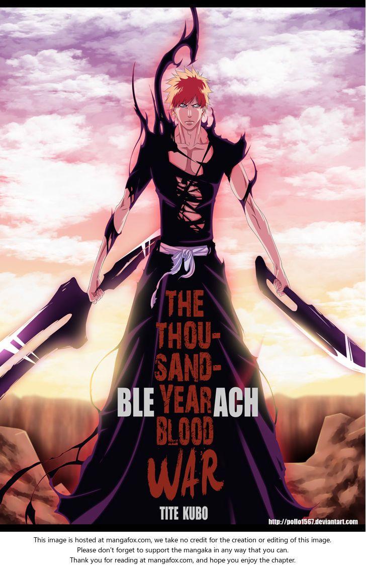 the thousand year blood war Bleach Pinterest Manga