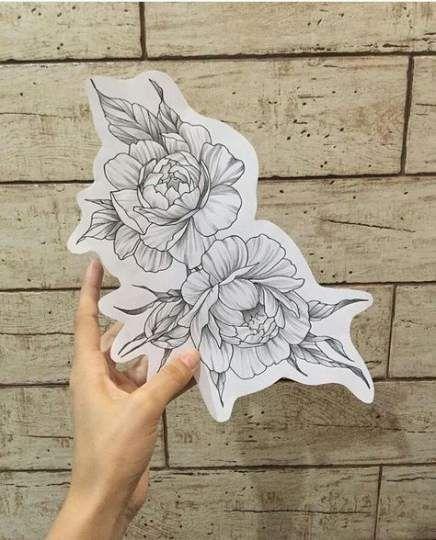 Tattoo Hip Peony 45+ Best Ideas