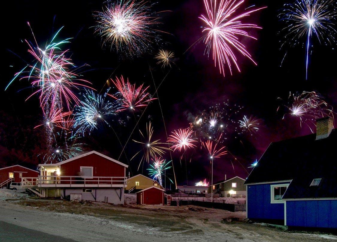 Christmas And Greenland's