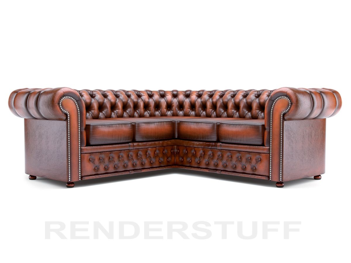 Free Chesterfield Sofa Knightsbridge Brown Bonded Leather Tufted Scroll Arm Chesterfield Thesofa