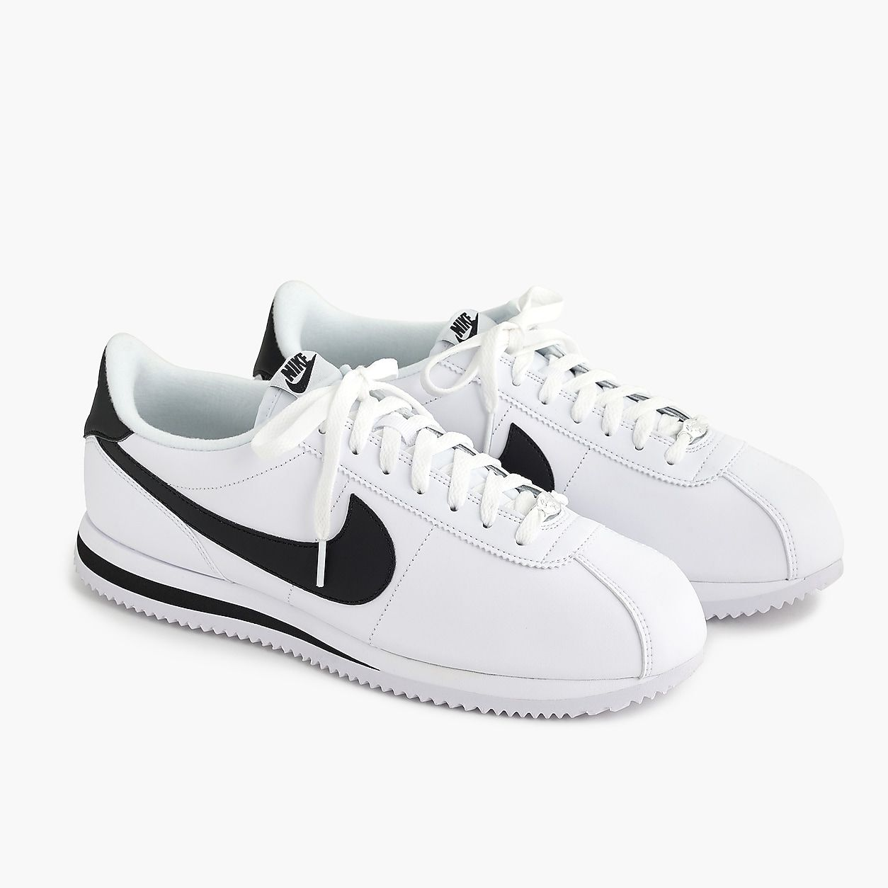 Nike Cortez Sneakers In Leather Products Sneakers Nike Cortez Nike