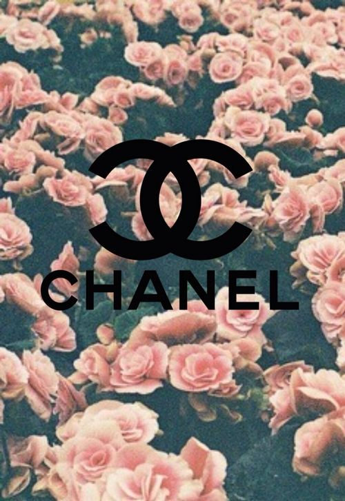 Immagine Di Chanel Wallpaper And Flowers Chanel Wallpapers