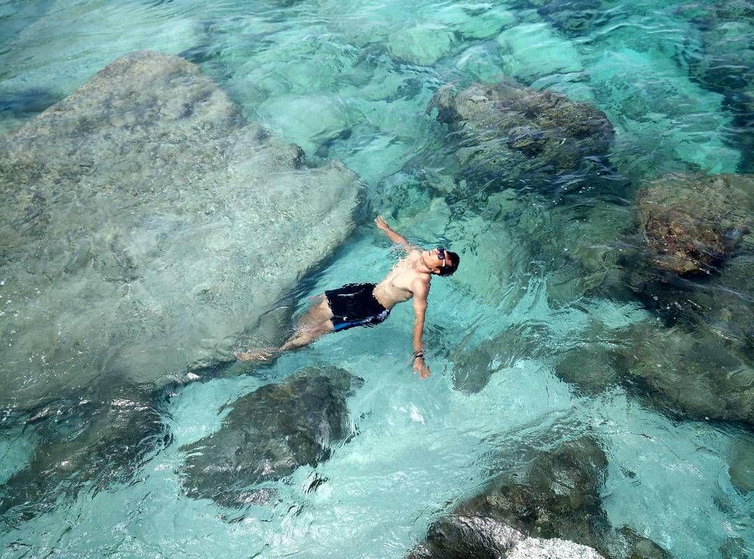 Pesona Pulau Mincau Sebuah Pulau Kecil Di Teupah Barat Simeulue