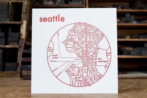 Seattle Map 17.5