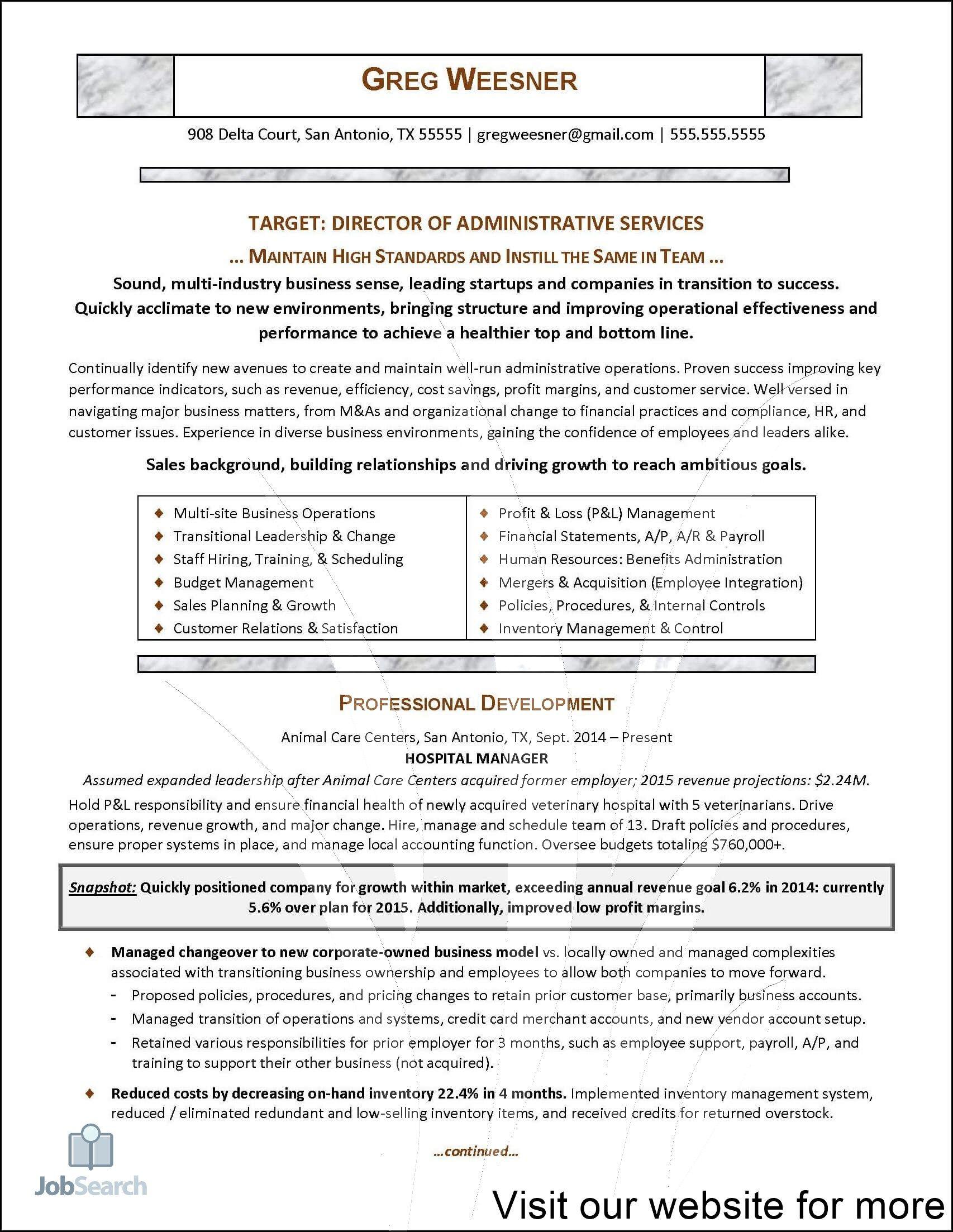 resume example activities Professional in 2020 Career