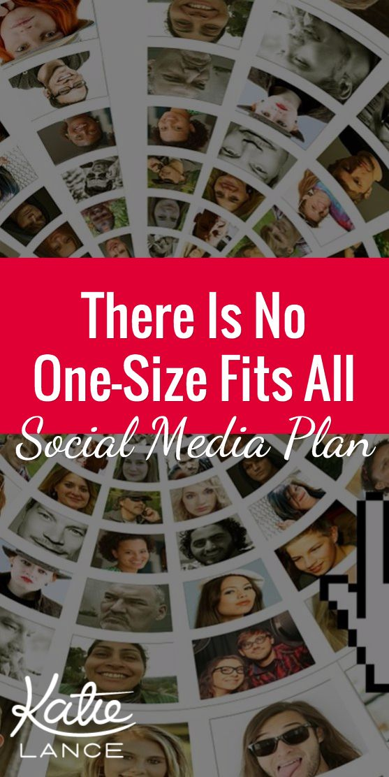"""One of the questions I get asked all of the time is """"If you could just do one thing – or just be on one social media platform, what would it be?"""" Here's my answer..."""