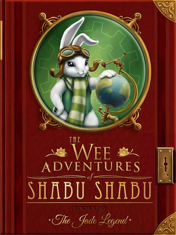 The Wee Adventures of Shabu Shabu – Book 1 – The Jade Legend, by Steam Powered Productions, is a magnificent tome of a story app and the fir...