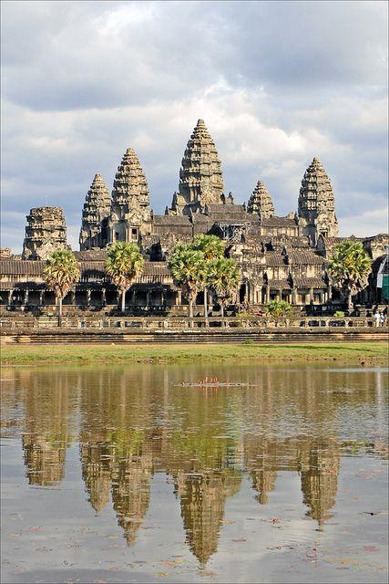 Cambodia  Angkor Wat   BEAUTIFUL PICTURES   Lugares, Viajes