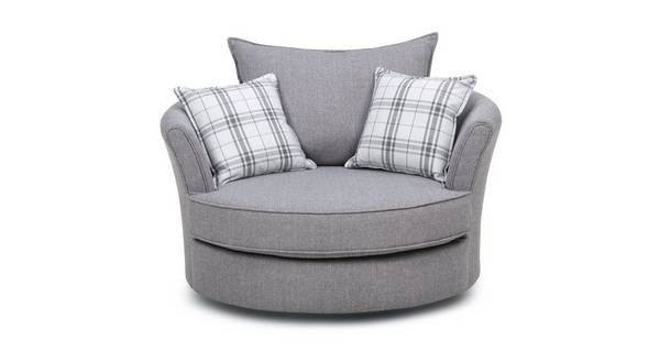 Arran Swivel Chair | DFS