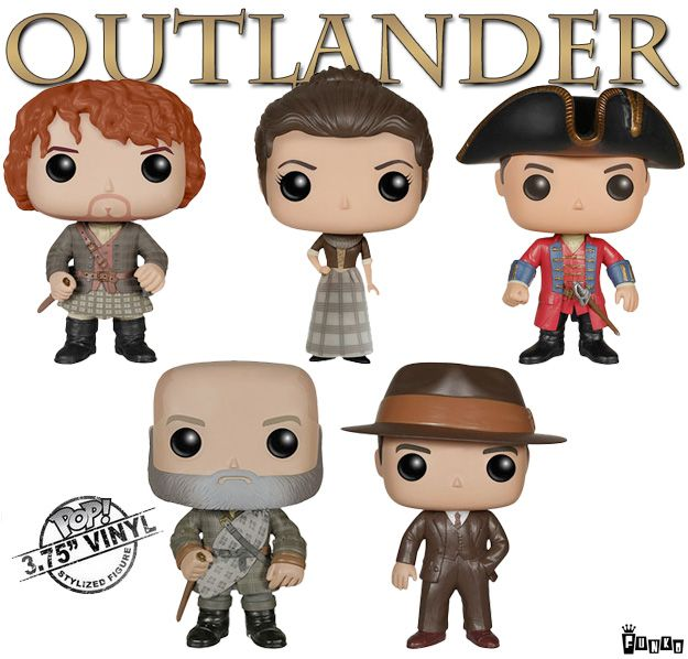 figurine pop outlander