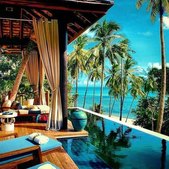 Four Seasons Resort Koh Samui Thailand Photography By