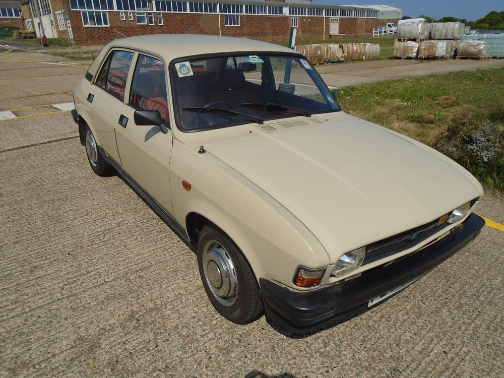 Austin Allegro 3 1000l 37435 Miles Sold Subject To Collection British Cars Classic Classic Cars