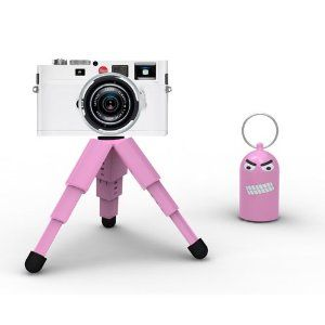 DigiDudes Pocket Tripod. A great photo accessory to keep on your keychain.