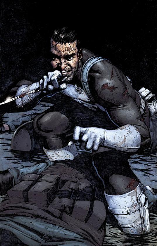 #Punisher #Fan #Art. By: Jerome Opeña.    ( Let's Dance shall we. )