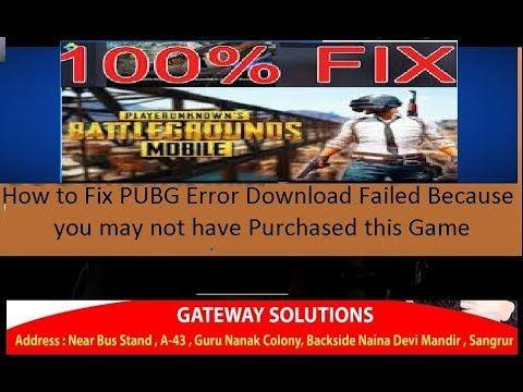 Fix Error Download Failed - Mariagegironde