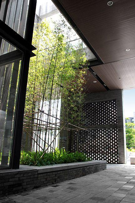 #architecture #courtyard #landscape #landezine #atrium #works05 Atrium courtyard « Landscape Archite...