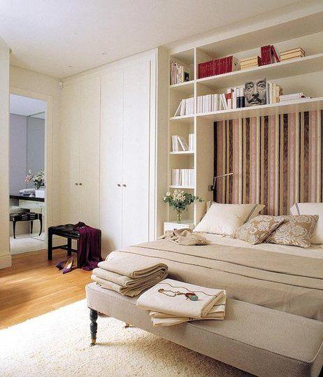 El armario del dormitorio ideas para dormitorios for Armarios rinconeros dormitorio matrimonio