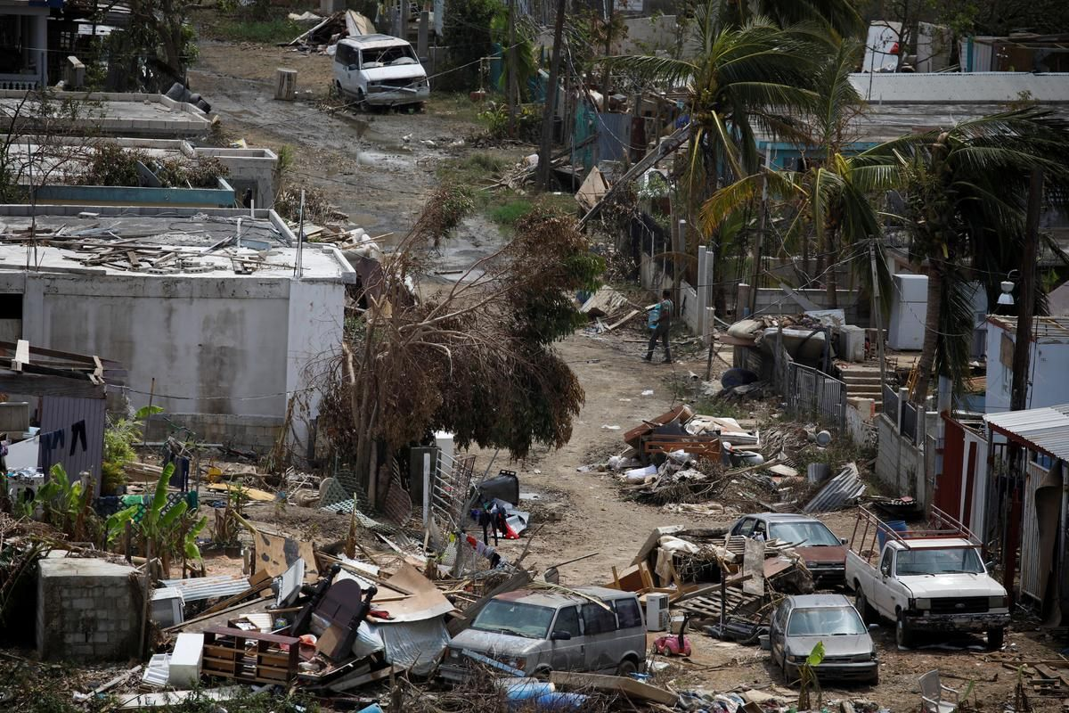 U S Charges Fema Official In Puerto Rico For Taking Bribes After Hurricane Maria Puerto Rico Puerto Puerto Rican Culture